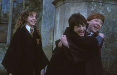 Image de harry potter, hermione granger, and friends