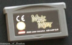 Manic Miner - RARE - Game Boy Advance / GBA / DS -