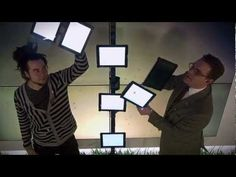 ▶ New iPad Act - Stockholm with Charlie Caper and Erik Rosales - from MIPIM in Cannes v 3 - YouTube
