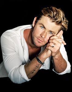 Chris Hemsworth photographed by...                                                                                                                                                      More