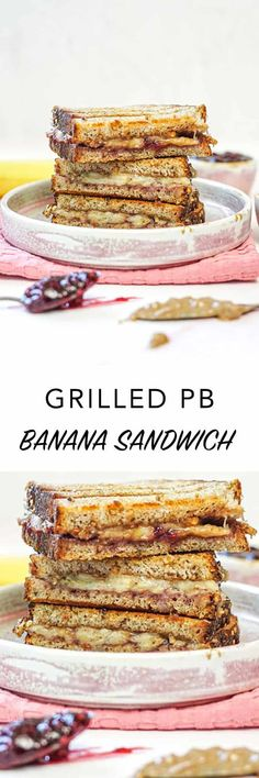 I'm going to show you how to make an easy grilled peanut butter and banana sandwich recipe! This grilled peanut butter sandwich takes 5 mins to make! #vegan #lunchidea #breakfastidea #veganrecipes Best Breakfast Sandwich, Banana Sandwich, Peanut Butter Sandwich, Peanut Butter Banana, Vegan Sandwich Recipes, Sandwich Ingredients, Veg Recipes, Delicious Vegan Recipes, Edgy Veg