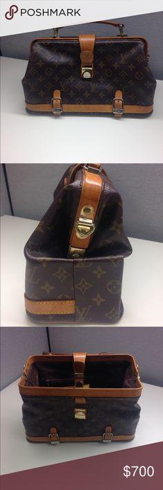 Spotted while shopping on Poshmark: Authentic Vintage Louis Vuitton! #poshmark #fashion #shopping #style #Louis Vuitton #Handbags