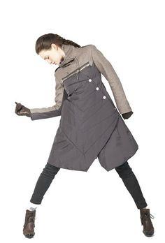 Le Jean De Marithé + François Girbaud 2011-2012 Fall Winter Womens Collection: Designer Denim Jeans Fashion: Season Lookbooks, Ad Campaigns and Linesheets
