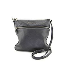 37cf5e591e51 Back exterior slip pocket with magnetic snap closure Interior slip pocket.  Strap drop: 22 - 10 W x 10 H x D. Michael Kors ...