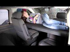 Kinderbett - Children Bed von SpaceCamper  VW Camper Bus  Schlafen