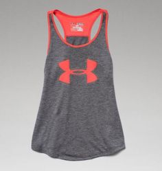Girls' UA Big Logo Tank | Under Armour US