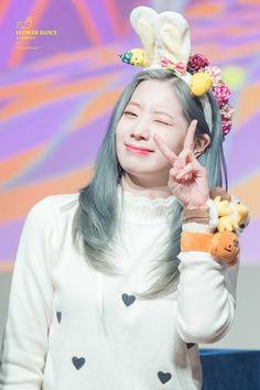 Twice-Dahyun 190505 #Fancy_Fansign Fandom, South Korean Girls, Korean Girl Groups, Mbti Type, Nct, Flower Dance, Everything Will Be Alright, Twice Dahyun, Im Nayeon