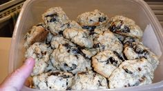 Cookie Monster Approved Oatmeal Date Cookie Recipe