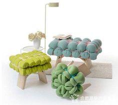 海绵创意沙发-创意家居-合房网