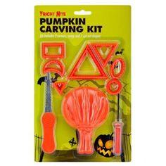 Halloween Pumpkin Carving Kit - Halloween Party Decorations - Halloween