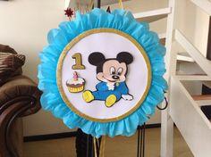 Piñata Mickey bebe