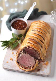 Christmas recipes: Beef wellington