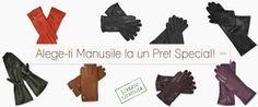 Magazinul Tau de Accesorii si Cadouri Online. - Bocane Gloves, Woman, Atelier, Women