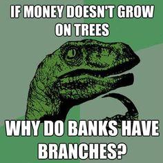 philosoraptor meme. hilarious!