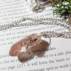 Crystal Uses, Crystal Shop, Crystal Jewelry, Lithium Quartz, All Birds, Quartz Necklace, Book Of Shadows, Crystals, Bracelets