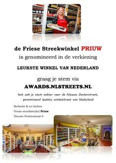 Stem priuw https://awards.nlstreets.nl . Bedankt!