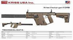 435582595204815639 DIY and crafts gan mens Weapons Guns, Guns And Ammo, Rifles, Kriss Vector, Vector 45, Battle Rifle, Submachine Gun, Shooting Guns, Weapon Concept Art