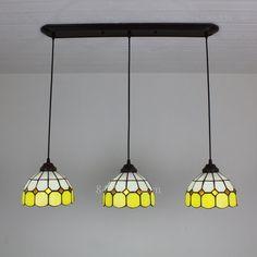 Grid Tiffany Lamp8S9-1YP33