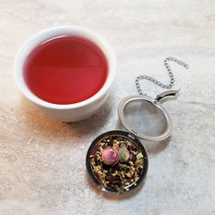 Organic Floral Tea Blend-Loose Leaf Full by CamilleLaLune on Etsy