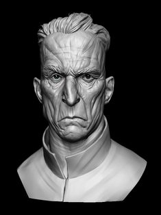 http://www.zbrushcentral.com/showthread.php?210397-Sculpting-based-on-Cedric-Peyravernay-concept&p=1223630&infinite=1#post1223630