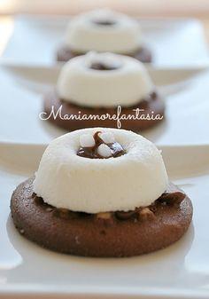 Pan di stelle cheesecake, ricetta fingerfood