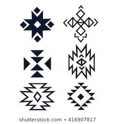 Similar Images, Stock Photos & Vectors of Navajo print, Aztec pattern, Tribal design elements - 482420068 Similar Images, Stock Photos & Vectors of Navajo Print Aztec Pattern Tribal Design - 482420068 Tribal Pattern Art, Navajo Pattern, Aztec Patterns, Paisley Pattern, Motif Navajo, Navajo Print, Logo Hipster, Carillons Diy, Tatoo