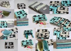 basic zipper pouch tutorial - see kate sew