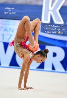 <<Arina Averina (Russia)>>