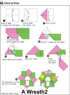 origami angel instructions pdf