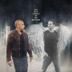 Vin Diesel is remembering his friend and Fast and Furious co-star Paul Walker on what would have been Walker's birthday . Diesel posted this message and vide. Fast And Furious Memes, Fast And Furious Cast, The Furious, Vin Diesel, Paul Walker Wallpaper, Paul Walker Quotes, Paul Walker Movies, Paul Walker Tribute, Rip Paul Walker