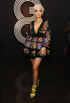<p>At theGQ and Giorgio Armani Grammys After Party.</p>