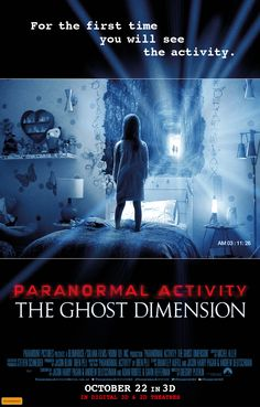 Ready for a 'spiritual experience'? We are giving away tickets to Paranormal Activity:The Ghost Dimension. Go on, what are you afraid of? http://www.westendmagazine.com/prize/