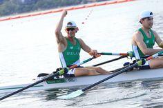 Irelands Silver in mens pair Rio 2016