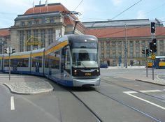 Leipzig Strassenbahn