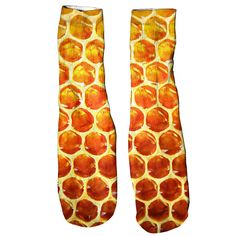 Honeycomb Foot Glove Socks