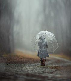 Into The Rain... by Lilia Alvarado on 500px