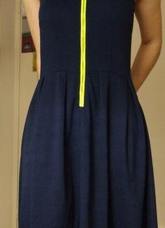 À vendre sur #vintedfrance ! http://www.vinted.fr/mode-femmes/robes-casual/18911542-robe-longue-bleue-mintberry