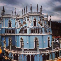 Santuario de la Virgen del Cisne - Loja - Ecuador