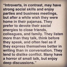 Empath Personality | So folks, are you an extrovert, an introvert or an AMBIVERT?