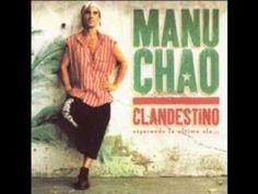Manu Chao - Clandestino (Full Album)