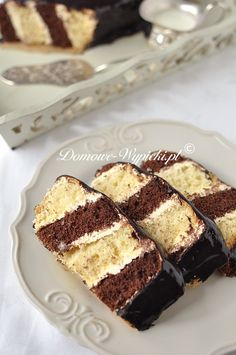 Real Food Recipes, Cake Recipes, Hungarian Cake, Egg Ingredients, Food Cakes, Baking Tips, French Toast, Sweets, Snacks