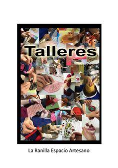 FlipSnack | Talleres La Ranilla Espacio Artesano by MARIA DOLORES REYES FERNANDEZ