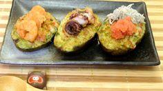 How to make Avo-Kama Seafood 海鮮アボカマの作り方