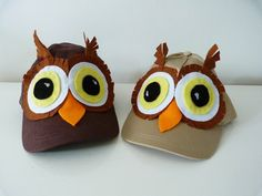 Owl Hat Carnival Costumes Costumatie Carnaval Bufnita