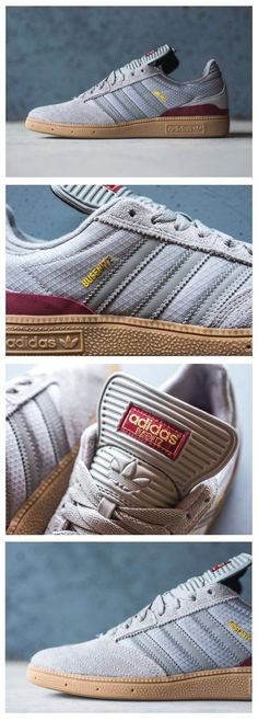Adidas Women Shoes adidas Skateboarding Busenitz: Grey Suede/Gum - We reveal the news in sneakers for spring summer 2017 Adidas Busenitz, Adidas Superstar Vintage, Estilo Cool, Zapatillas Casual, Style Masculin, Adidas Shoes Women, Addidas Shoes Mens, Yeezy Shoes, Shoes Outlet
