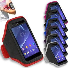 Sony #xperia z3 - sports running jogging gym #armband case #cover holder,  View more on the LINK: 	http://www.zeppy.io/product/gb/2/321631849880/