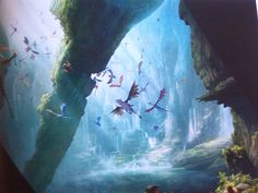 Photo of How To Train Your Dragon 2 Concept Art for fans of How to Train Your Dragon.