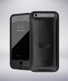 The Hand Crank iPhone Case from 'Ampware' is a unique device that allows users to charge their phone by hand. While it seems that most of our products are becoming increasingly digital, this handy smartphone case relies on a very old form of technology. The latest phone case from Ampware features a unusual design that allows users to charge their smartphone on the go. The case is equipped with a small generator and a pop-up hand crank that can be used to juice up the battery. Just five…