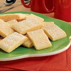 Swedish Butter Cookies - my most favorite cookies ever!