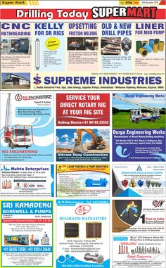 Drilling Today - Drilling Magazine November 2016 page 52